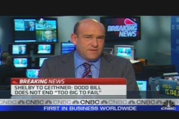 Breaking News: Dodd Bill