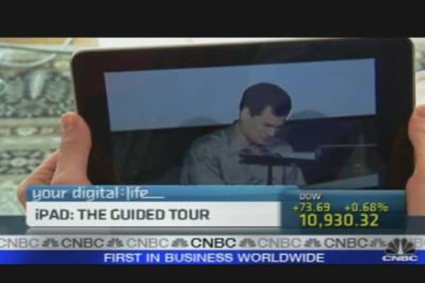 iPad: The Guided Tour