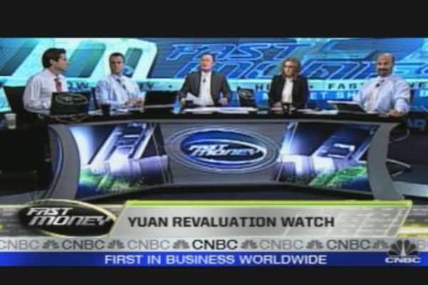 Yuan Evaluation Watch