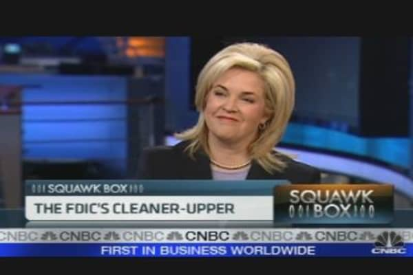 The FDIC's Cleaner-Upper