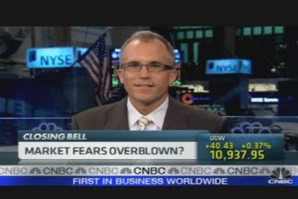 Market Fears Overblown?