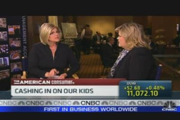 Children's Place CEO on Economy