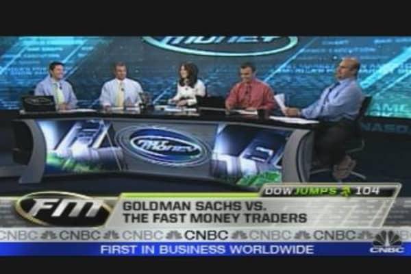 Who Dare Challenge Goldman?