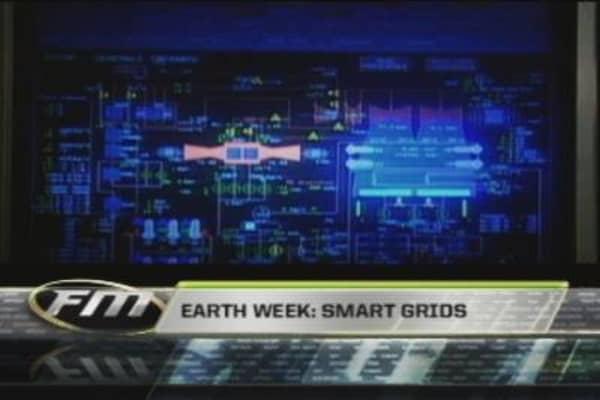 Earth Week: Smart Grids