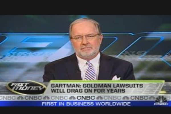 Tomorrow's Headlines: The Case Against Goldman