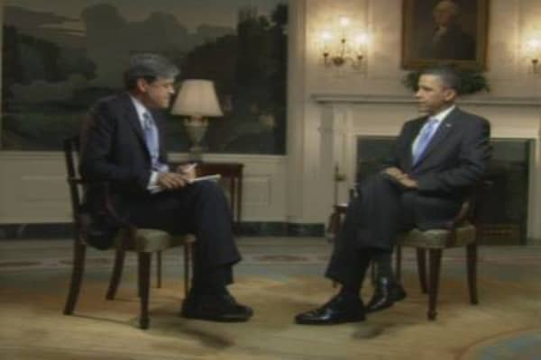 One-on-One with Obama