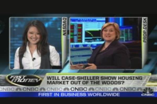 Prop Desk: Case-Shiller Report