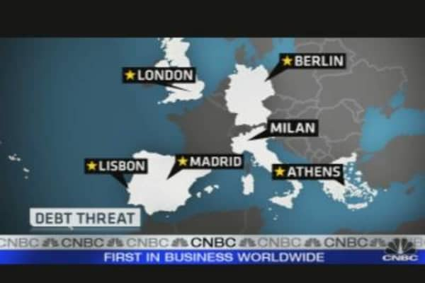 Debt Threat: European Market Update