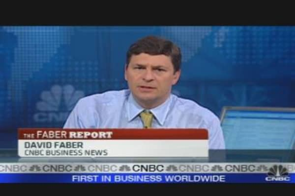 Faber Report: Continental/UAL Deal