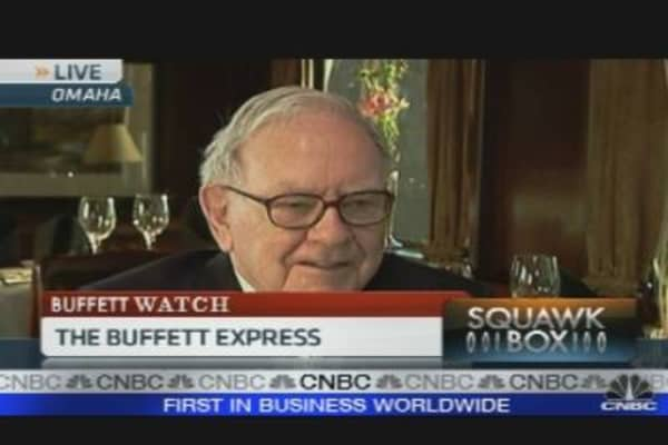 The Buffett Express