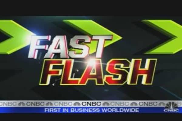 Fast Flash: Pfizer