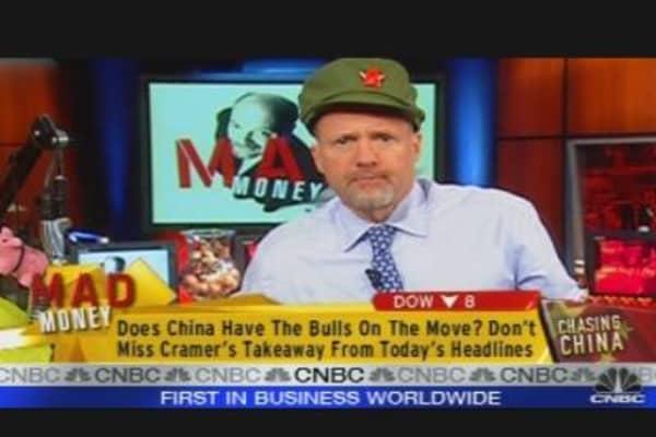Chariots of China?