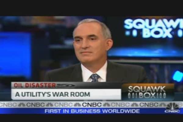 A Utility's War Room