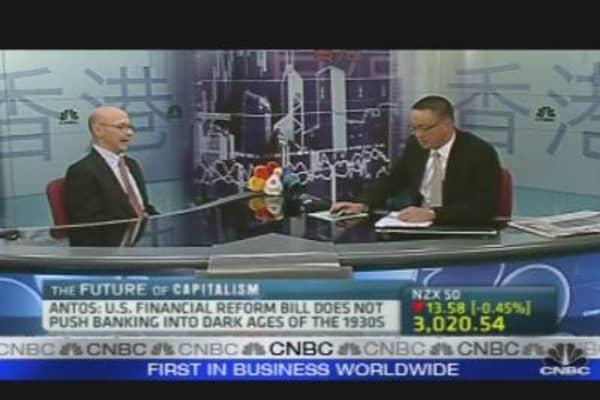 More Regulatory Waves Ahead