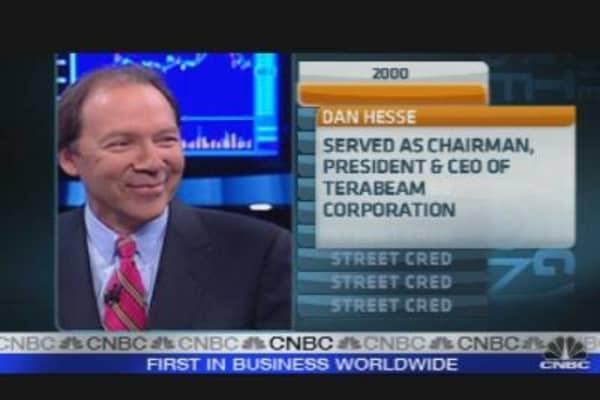 Sprint CEO on Wireless Strategy
