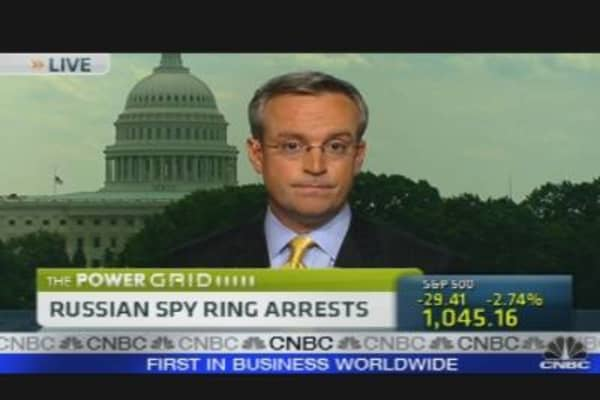 Russian Spy Ring Arrests