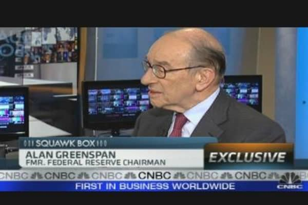 Greenspan Sounds Off