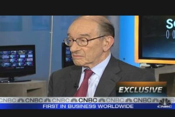 Greenspan on US Economy