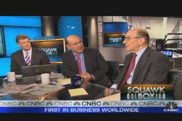 Greenspan's Thinking