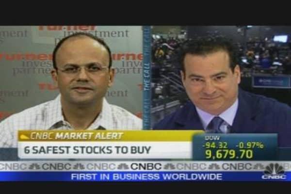 6 Safest Stocks to Buy