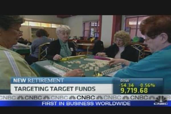New Retirement: Targeting Target Funds