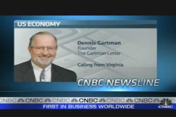 Gartman: Confused Economic Activity