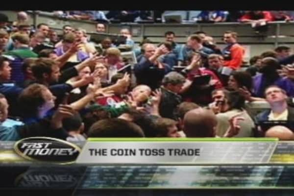 The Coin Toss Trade