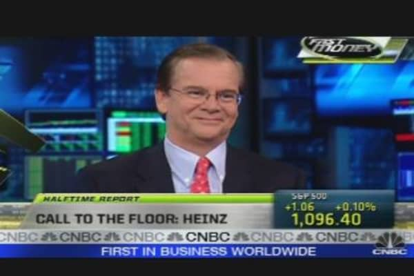 Call to the Floor: Heinz