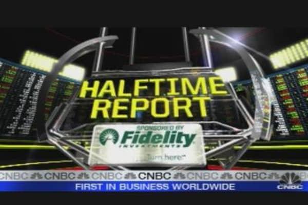 Financials Lead Stock Selloff