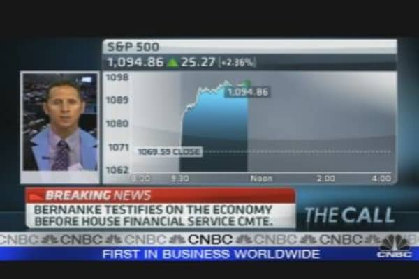 Market Pros on Bernanke, Earnings & More