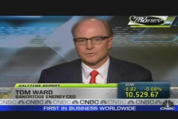 SandRidge CEO on Future of Oil