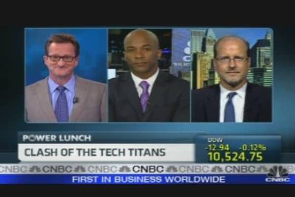 Clash of Tech Titans