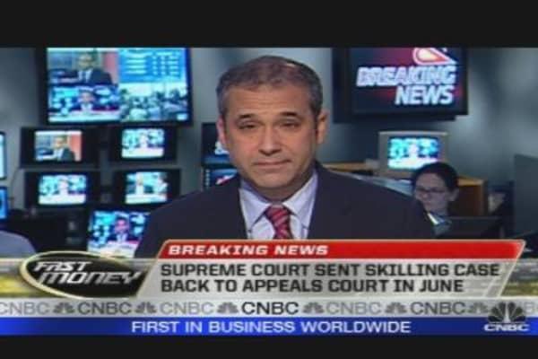 Enron's Skilling Seeks Bail