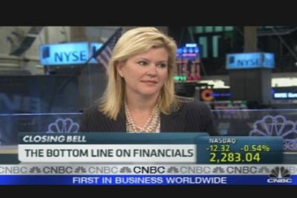The Bottom Line on Financials