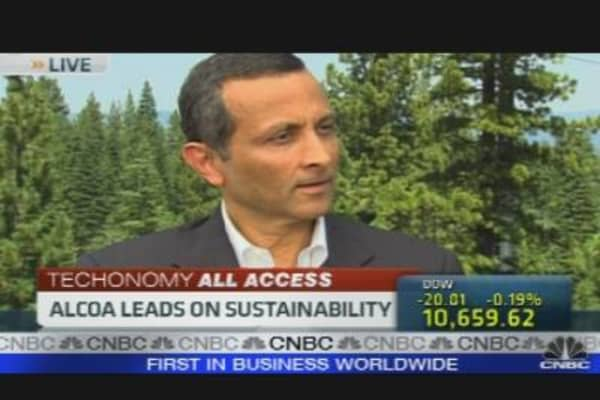 Alcoa CTO on Sustainability