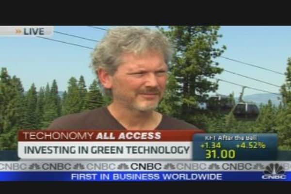 Investing in Green Tech