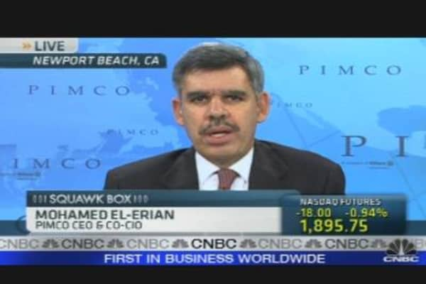 El-Erian on Fed's