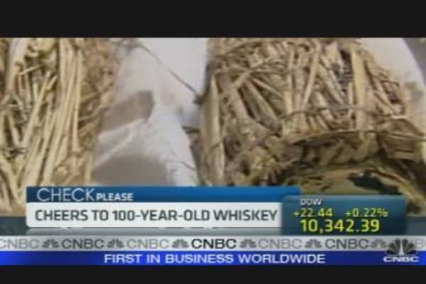 103-Year-Old Whiskey