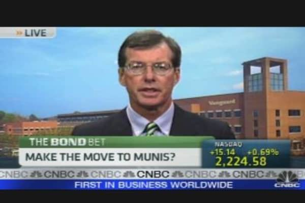 The Muni Bond Bet