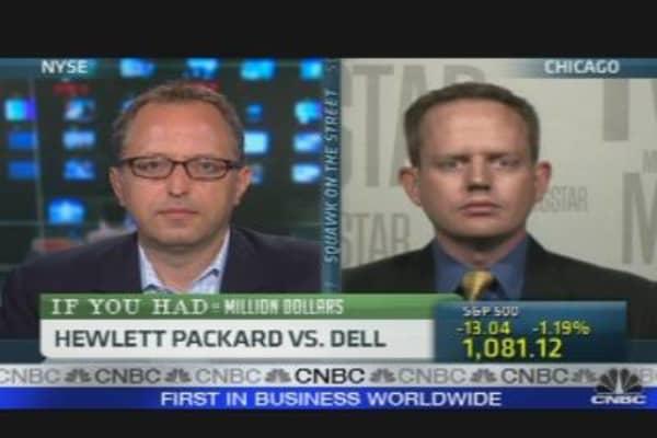 HPQ vs. DELL