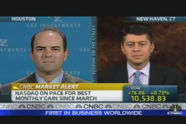 Early Tick: Markets