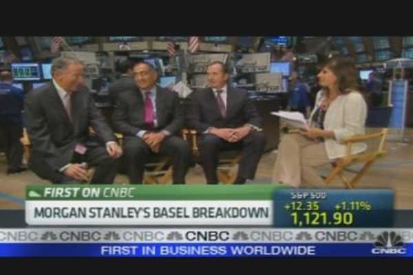 Morgan Stanley's Basel Breakdown