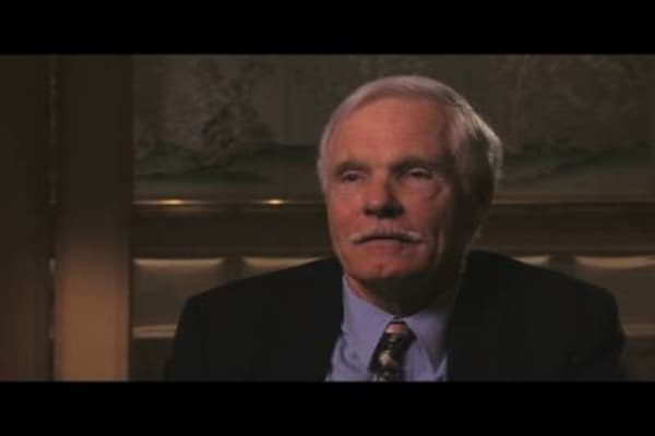 Ted Turner/Conservationist