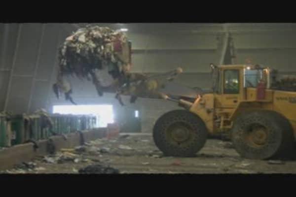 New York City Garbage