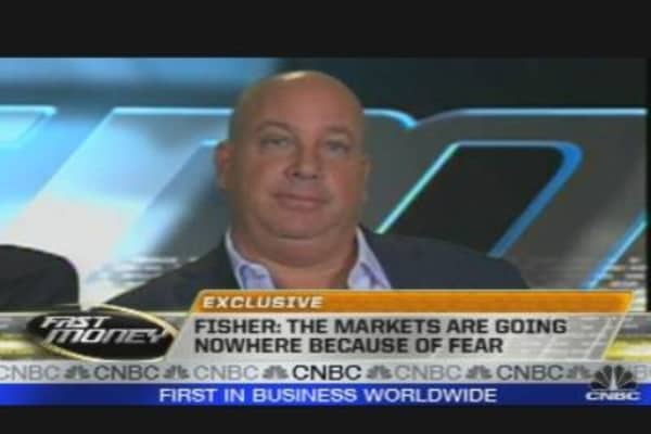 Trading Legend Fisher on the Markets