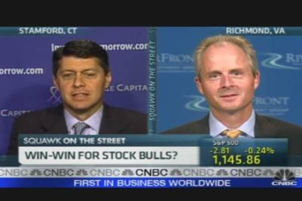 Win-Win for Stock Bulls?