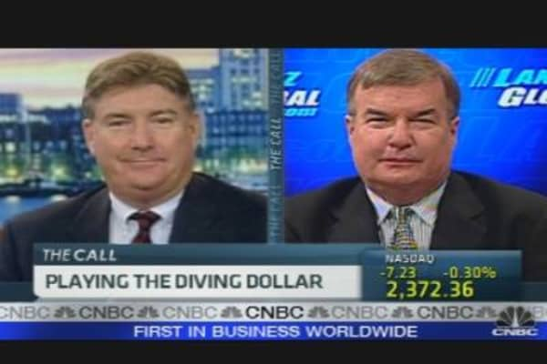Playing the Diving Dollar