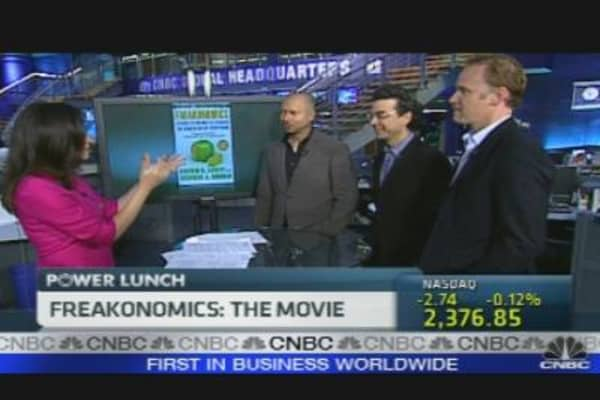 Freakonomics, the Flick