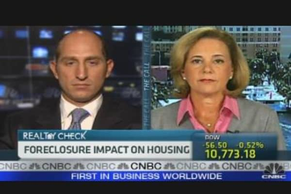 Foreclosure Impact on Housing
