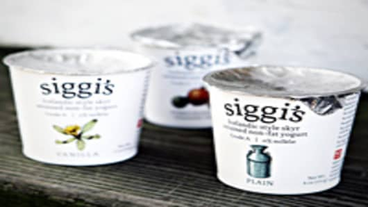 Siggis Yogurt
